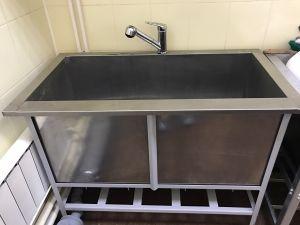 Как выбрать моечную ванну из нержавеющей стали