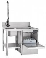 Стол предмоечный Abat СПМФ-7-1 для фронтальных посудомоечных машин