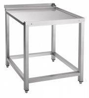 Стол раздаточный Abat СПМР-6-2 для чистой посуды