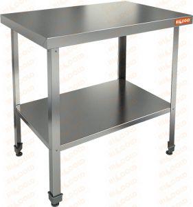Стол производственный HICOLD НСО-14/6П ЭН